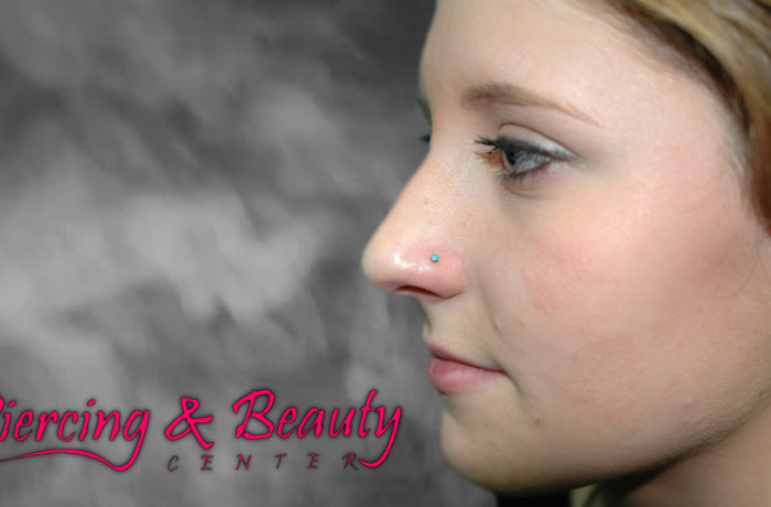 Nose Piercing – Facial Piercing