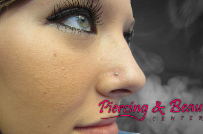 Nostril Piercing – Facial Piercing