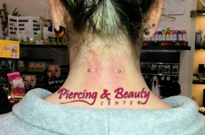 Surface Piercing