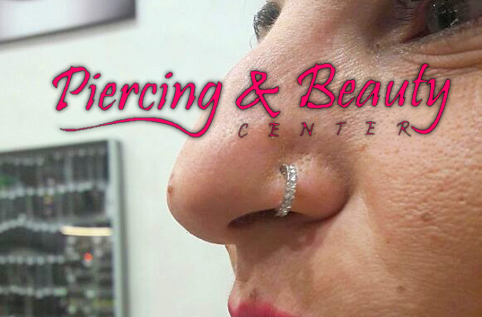 Facial Piercing – Nose Piercing – Nostril Piercing
